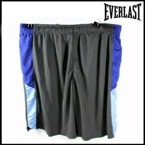 NEW! Breathable Blue Gray Mesh Quick Dry Shorts XL